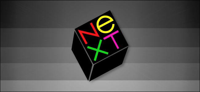The NeXT logo.