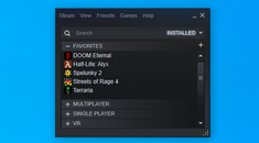 How to Reduce Steam's RAM Usage From 400 MB to 60 MB