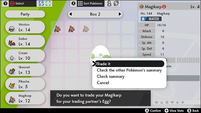 """Select """"Trade It"""" to confirm."""