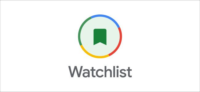 The Google Watchlist logo.