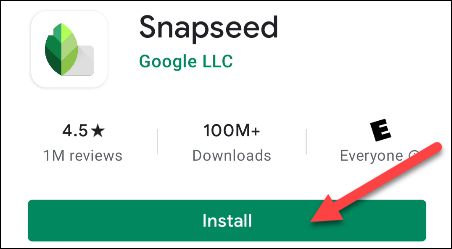 download snapseed
