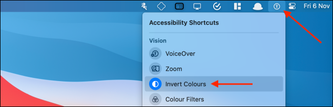 Enable or Disable a Accessibility Option