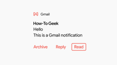 "How to Add ""Mark as Read"" to Gmail Notifications on Android"
