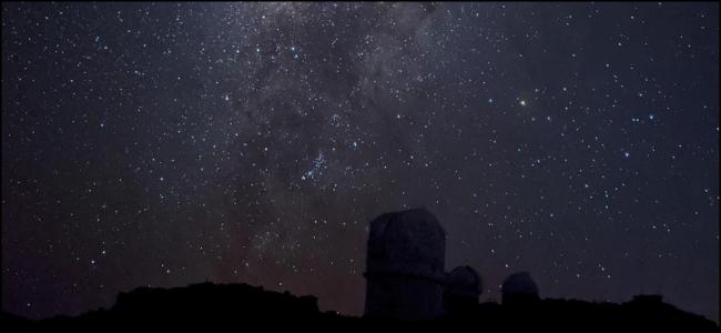 Google Pixel Night Sky Photo