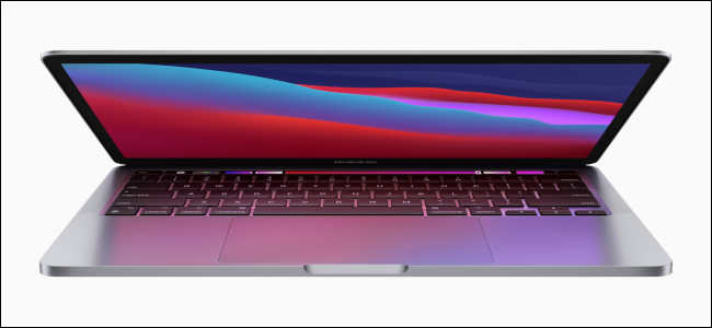 The M1-based MacBook Pro