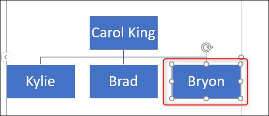 Select box within box