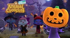 How to Trick-or-Treat in 'Animal Crossing: New Horizons' for Halloween