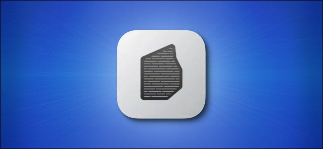 Apple Rosetta 2 Icon on a Blue Background