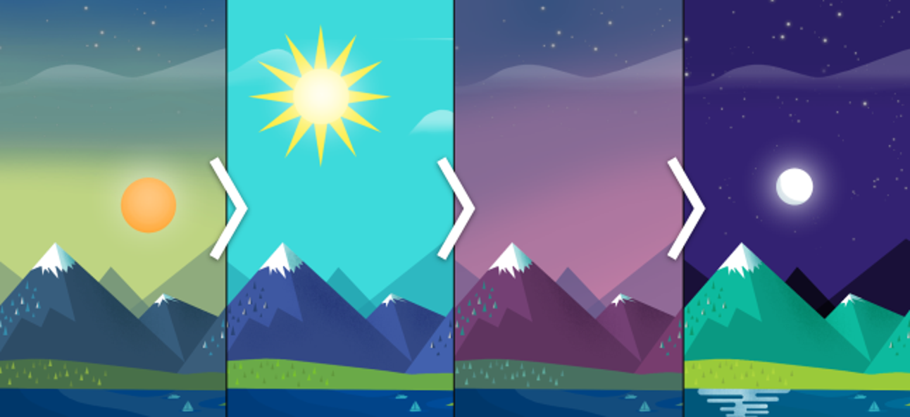 How to Change Android's Wallpaper Based on the Time of Day