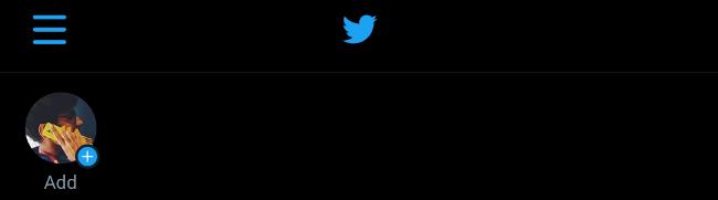 Empty Fleets row on Twitter