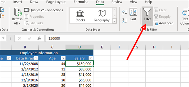 Sorting and filtering knowledge provides a means to lower by the noise and discover (and kind) simply the info you need to see. Microsoft Excel has no scarcity of choices to filter down large datasets into simply what's wanted.