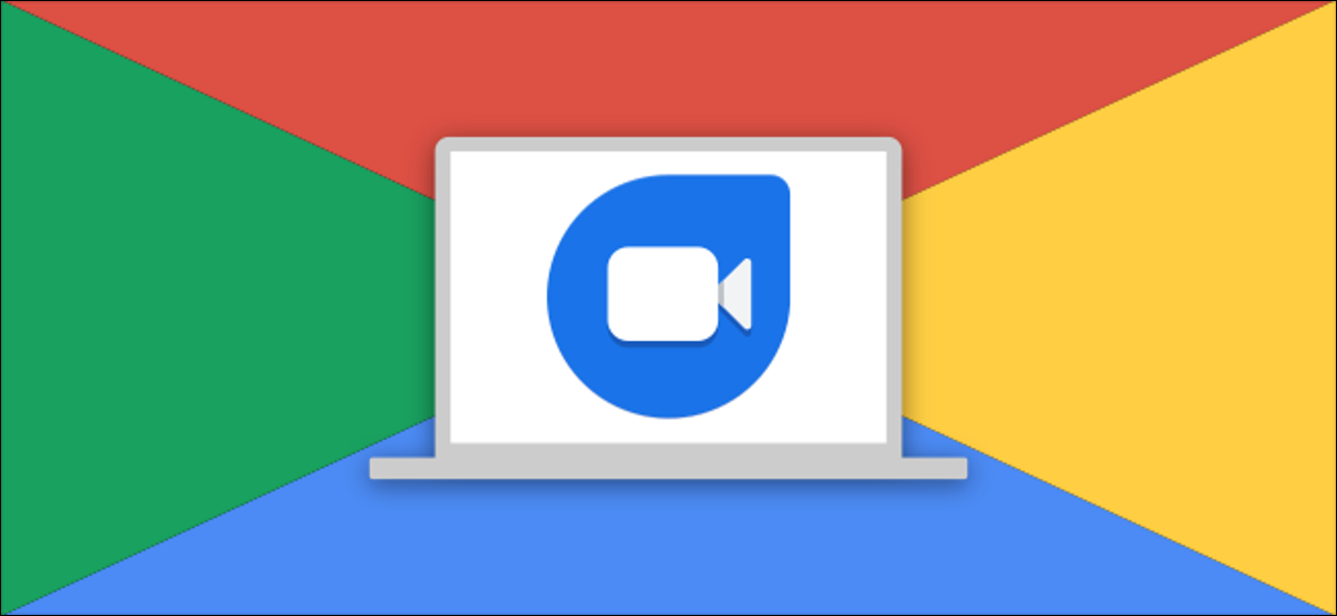 google duo on a chromebook