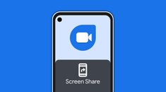 How to Share Your Screen using Google Duo on Android