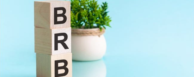 "What Does ""BRB"" Mean, and How Do You Use It?"