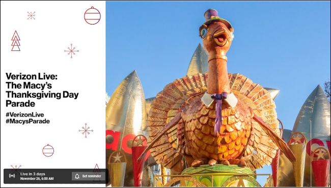 How To Stream The Macy S Thanksgiving Day Parade