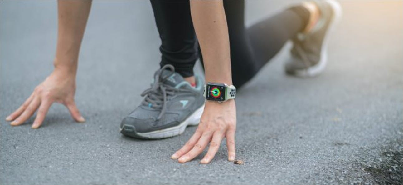 """How to """"Lap"""" on Your Apple Watch When You Run or Cycle"""