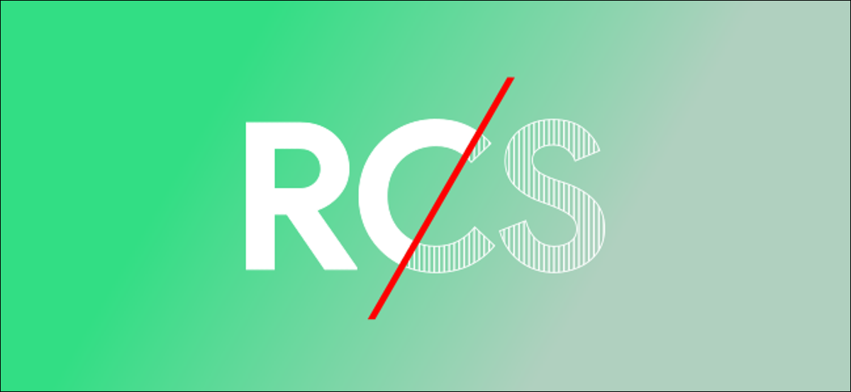 RCS logo crossed out