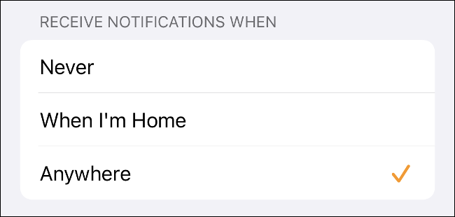 Receive Intercom Notifications on iPhone