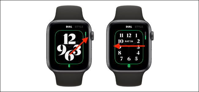 Customize Dial for Watch Face