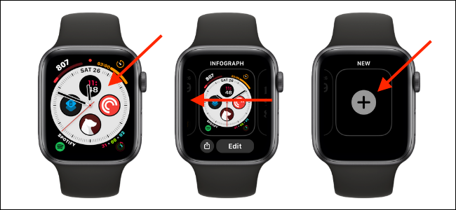 How to Add New Watch Face to Apple Watch