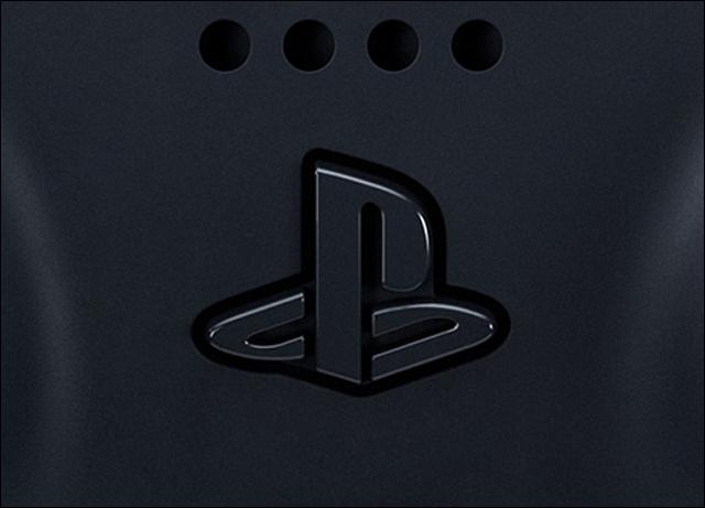 o botão do logotipo do controlador dualsense playstation 5