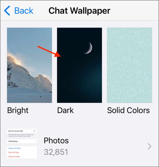 Select Dark Wallpaper