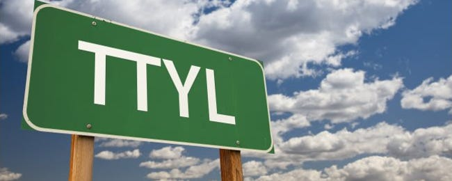"What Does ""TTYL"" Mean, and How Do You Use It?"
