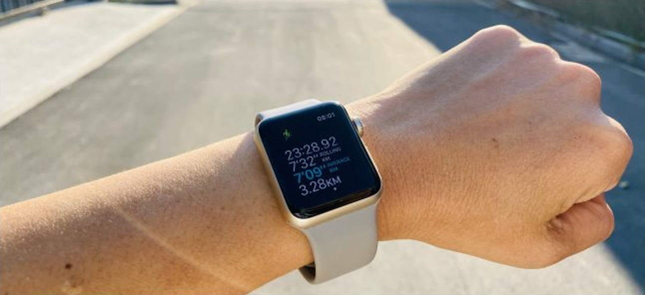 Can You Tell When Your Apple Watch Has a GPS Lock?