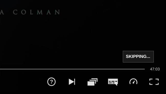 Skip Intro Netflix Chrome extension