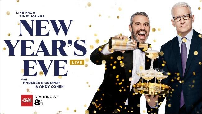 CNN New Year's Eve
