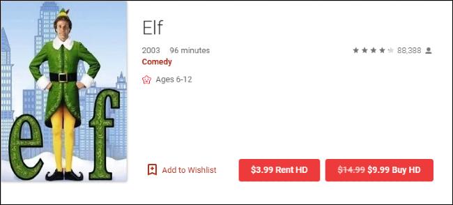Elf at Google Play