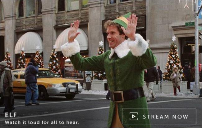 Elf on Starz