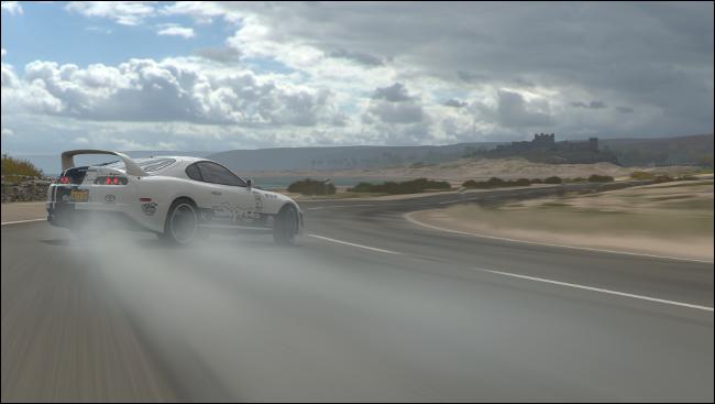 Forza Horizon 4 Captured on Xbox Series X