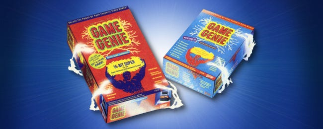 "What Was the ""Game Genie"" Cheat Device, and How Did It Work?"