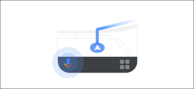 logo di guida dell'assistente google