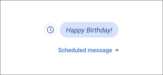 mensagens de texto agendadas