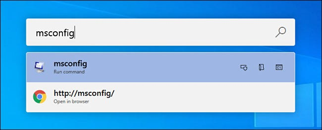 """Você pode usar a caixa de pesquisa PowerToys Run como um substituto para a caixa de diálogo """"Executar"""" no Windows 10"""
