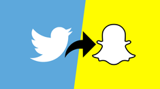 How to Share Tweets to Snapchat Stories