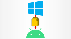How to Wirelessly Transfer Files from Windows to Android