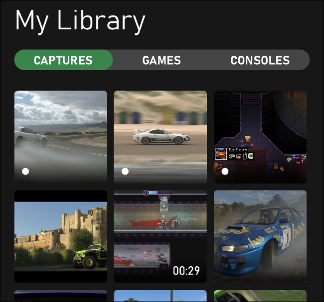 Xbox Capture Library