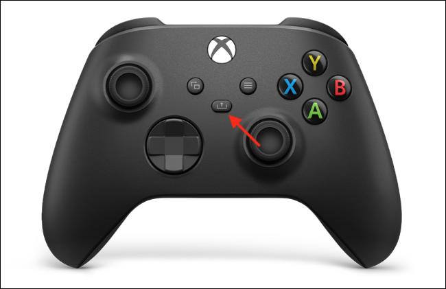 Xbox Series X Controller (Black).
