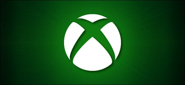Microsoft Xbox Logo on a Green Background