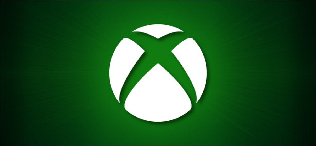 Biểu trưng Xbox của Microsoft trên nền màu xanh lá cây