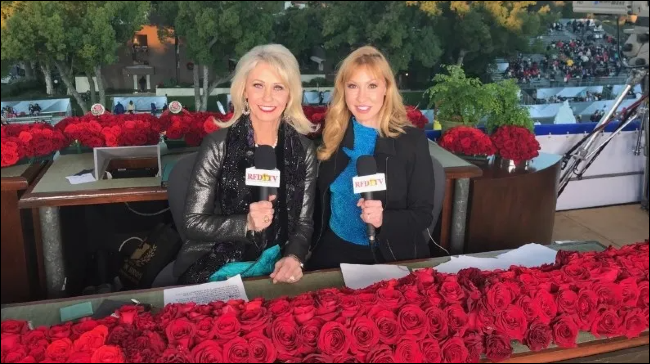 The New Year celebration of the Rose Parade on RFD-TV