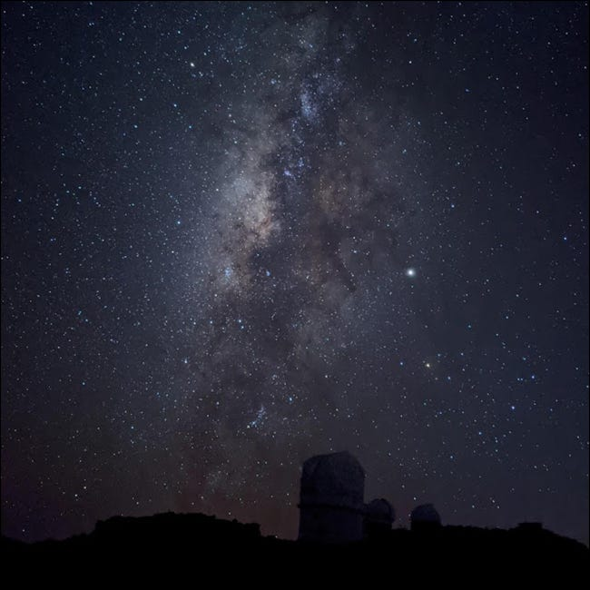 google astrophotography example