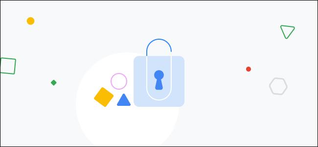 Chrome security icon