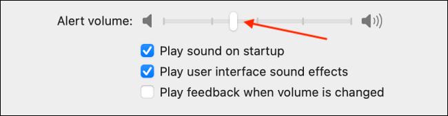 Change Alert Sound on Mac