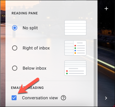 In Gmail