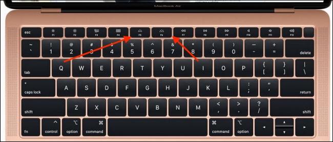 Increase or Decrease Keyboard Brightness on MacBook Air Keyboard