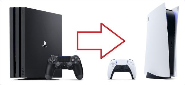 transfer playstation 4 to playstation 5